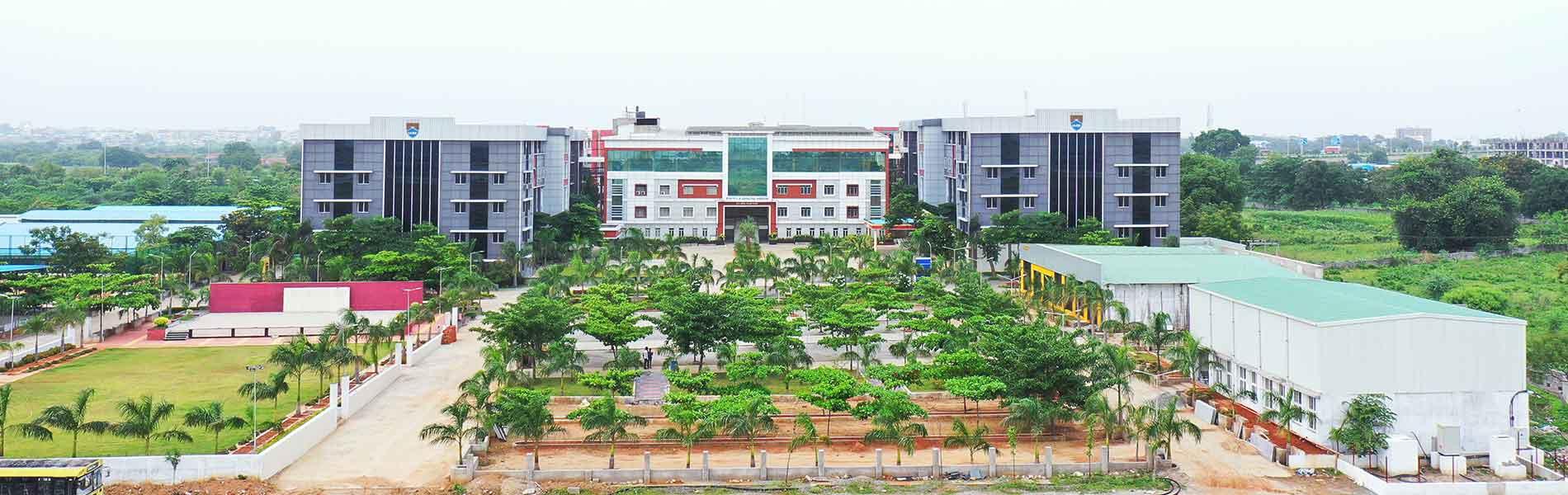 IARE College View